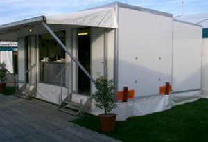 Portable Kitchens for events