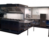 A range of the kit kitchen units