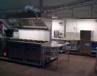Kit kitchen units installed